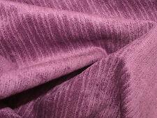 Purple Soft Pile Designer Velvet Curtain Upholstery Fabric, diy craft, etc