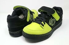 Five Ten HELLCAT Mountain Bike Shoes - SPD (For Men) Size US10 Black /Lime Punch
