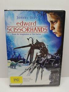 Edward Scissorhands (DVD, 2007)