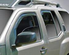 In-Channel Vent Visors for 2005 - 2015 Nissan Xterra