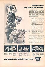 NSU-prima - 1960-publicité-publicité-vintage print ad-publicidad