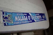 BUFANDA NUEVA CHAMPIONS LEAGUE MALAGA C.F. Y F.C. PORTO COTIZADA  SCARF
