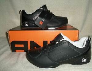 AND1 Basketball Boots / Trainers - Fury Low - New in Box