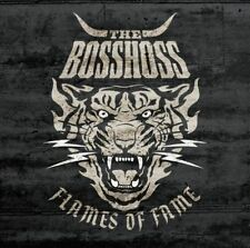 THE BOSSHOSS - FLAMES OF FAME NEW CD
