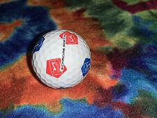 (1) Callaway Chrome Soft Truvis Golf Ball Tpc Las Vegas