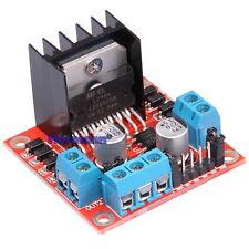 L298N Dual H Brücke DC Stepper Motor Treiber Driver Controller Arduino Modul