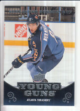 10/11 UD SERIES 1 ALEXANDER BURMISTROV YOUNG GUNS RC SP ROOKIE #203