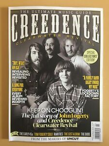 Creedence Clear Water - Ultimate Music Guide - 2021 (NEW MAGAZINE)