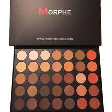 35-Color Warm Eyeshadow Matte Palette Shadow Eyes Making Charm Cosmetic