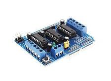 L293D motor shield expansion board scheda motore passo passo stepper arduino