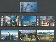 ˳˳ ҉ ˳˳NO26 Norway Norge Tourism 7 Different 2007-08 Sport,Parachuting Landscape