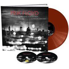 PINK FLOYD - LONDON 1966/1967 (LIM.BOXSET)  2 VINYL LP+DVD+CD NEW+