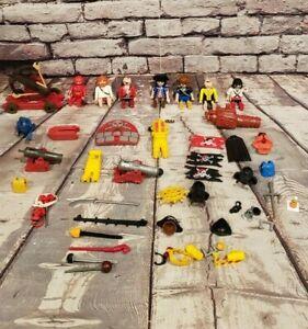 Lot of Playmobil Pirates/Deep Diver