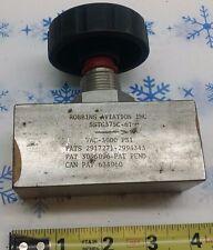 High Pressure Compressor Part ALTA ROBINS SSNG375C-6T VAC Valve 3000psi
