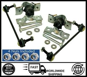 Peugeot Expert Tepee [2007- 2013] Front R & L Antiroll Bar Bush Kit & Drop Links