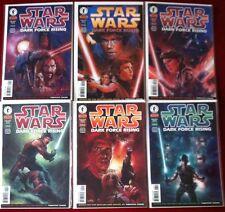 Star Wars: Dark Force Rising (1997) #1-6 - Comic Book Lot - Dark Horse Comics
