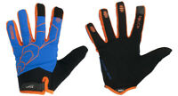 Bicycle Gloves Vivo SB-05-9515-E Blue - Orange Bike Gloves