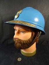 casque adrian 14-18 officier gendarmerie soldat grande guerre