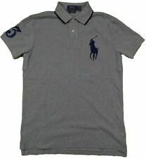 Polo Ralph Lauren Men's Custom Fit Big Pony Logo Polo Shirt