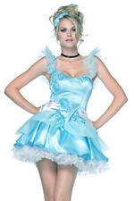 Déguisement Femme CostumeReine des Neige -  Fée Bleu
