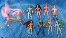 Princess Of Power Figure Lot Mattel MOTU She-Ra Bow Catra Frosta Castaspella VTG