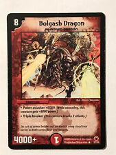 Bolgash Dragon Enforcer Q Duel Masters DM05 Uncommon card TCG CCG