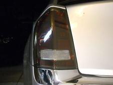 11-14 Chrysler 300 smoked Tail Light +3rd brake Overlays tint- Reverse Cutout