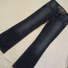 "Mavi Jeans ""Zoe"" Boot Cut Stretch Jeans Medium Wash Tag Size 27/32"