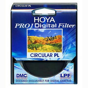 For SLR Camera Polarizer Camera Lens Filter CIRCULAR 49-82 Pro  CPL Hoya Digital