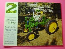 TWO-CYLINDER..NOV/DEC/1999..JOHN DEERE...SEE SECOND PICTURE FOR ARTICLE INDEX