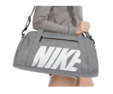 Nike Gym Club 30L Gray Training Duffel Bag BA5490-017