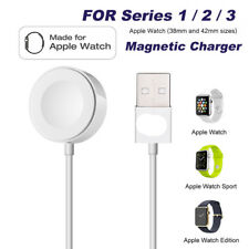 100% NEW Apple Watch Charger 2m Official Magnetic iWatch Charging Cable EX