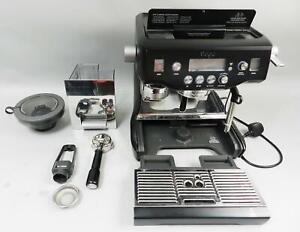 Sage The Oracle Espresso Coffee Machine Maker Black BES980BTR RRP £1699