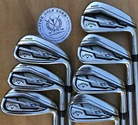 Callaway XR PRO Irons - 4 - PW - PROJECT X PXi 5.5 SHAFTS