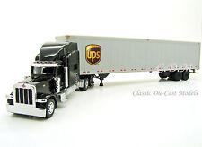 "1:87 HO United Parcel Service UPS 53' Trailer New Logo Trucks ""N"" Stuff #SPUPS7"