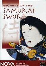 NOVA: Secrets of the Samurai Sword (2008, DVD New) WS