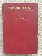 Pyramids of Power: Roosevelt Insull Utility Wars RARE 1937 Monopoly New Deal 1st