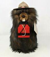 VTG Little Cottage Brewster Beaver Royal Canadian Mounted Police Souvenir TT20