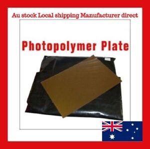 Foil Stamp Letterpress Photopolymer Plate Die DIY Home