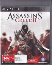 PlayStation 3 Game Assassin's Creed II 2 PS3 Free Postage