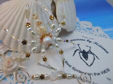 TreasuresbyTiziana® Original White Baby's Breath  Flower Bride Wedding spider