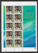 2000 Olympics Womens Sailing Mini Sheet Complete MUH/MNH from Australia Post