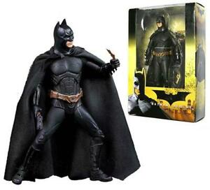 """Batman Begins Exclusive 7"""" Action Figure Christian Bale  22"""