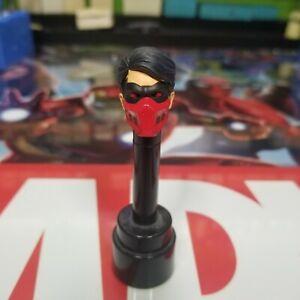 Custom Painted Headsculpt Red Hood Outlaw Jason Todd 1:12 scale Legends Mezco