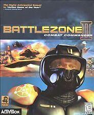 Battlezone II: Combat Commander (PC, 1999) - European Version