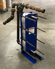 Mueller AT10 C-20 Plate Heat Exchanger 100 PSI Temp 220 Degrees F 46 Plates