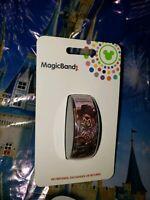 Disney MILLENNIAL PINK PIRATES OF CARIBBEAN Magic Band 2.0 Magicband Parks NEW