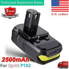 Ryobi P102 One+ Compact Lithium Ion 18V Battery