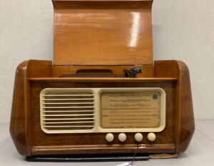 Radio d'epoca Phonola a valvole (da revisionare)