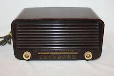 1950's Philco Tube Radio Model 50-520